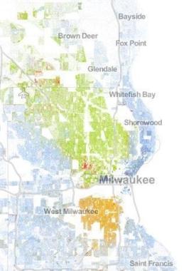 Milwaukee Segregation